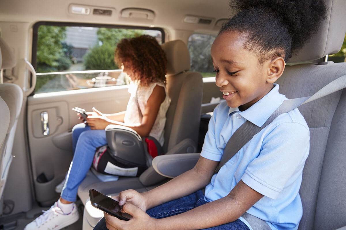 best travel booster car seat