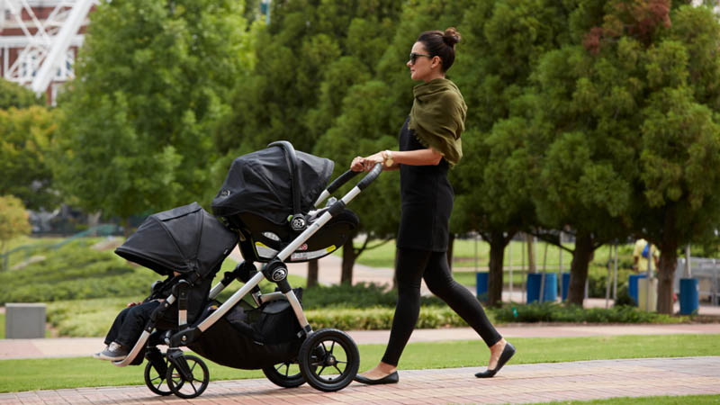 8 Best Double Strollers of 2021